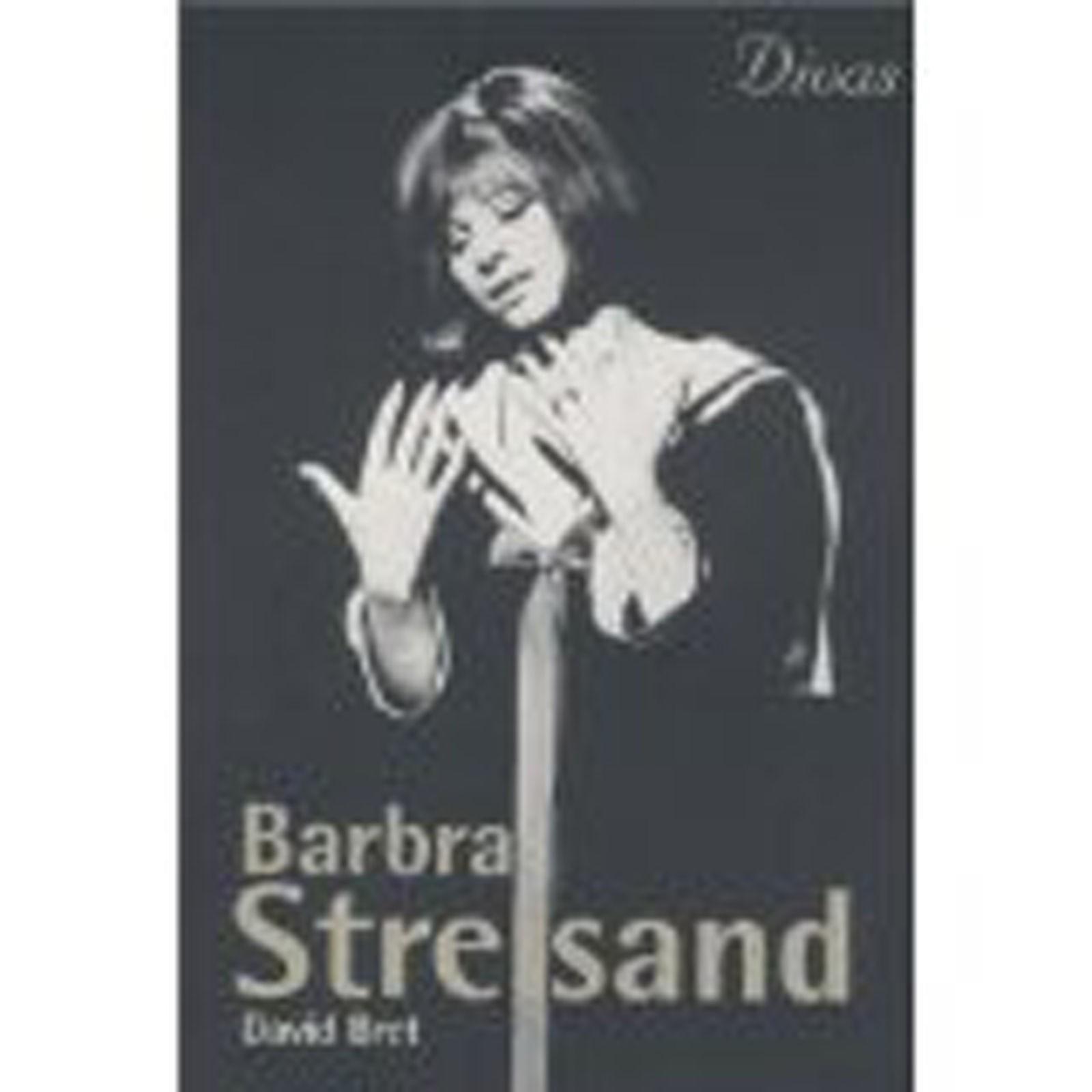Barbra Streisand Divas Series David Bret Biography Memorabilia Photos Book S17