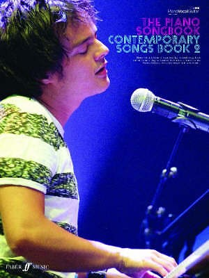 The Piano Songbook Contemporary Songs Book 2 Sheet Music Jamie Cullum Fray S59