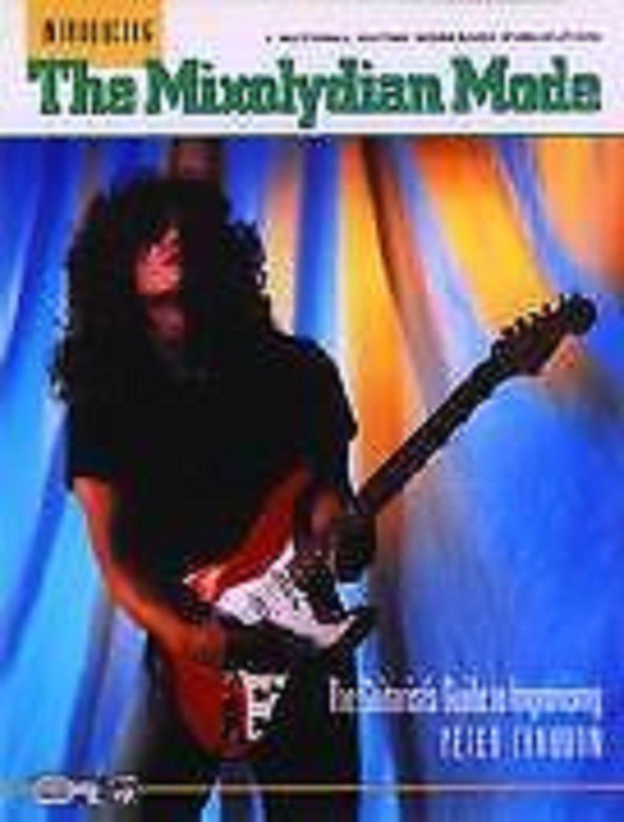 Introducing The Mixolydian Mode Guitarists Improvisation Book Peter Einhorn S155