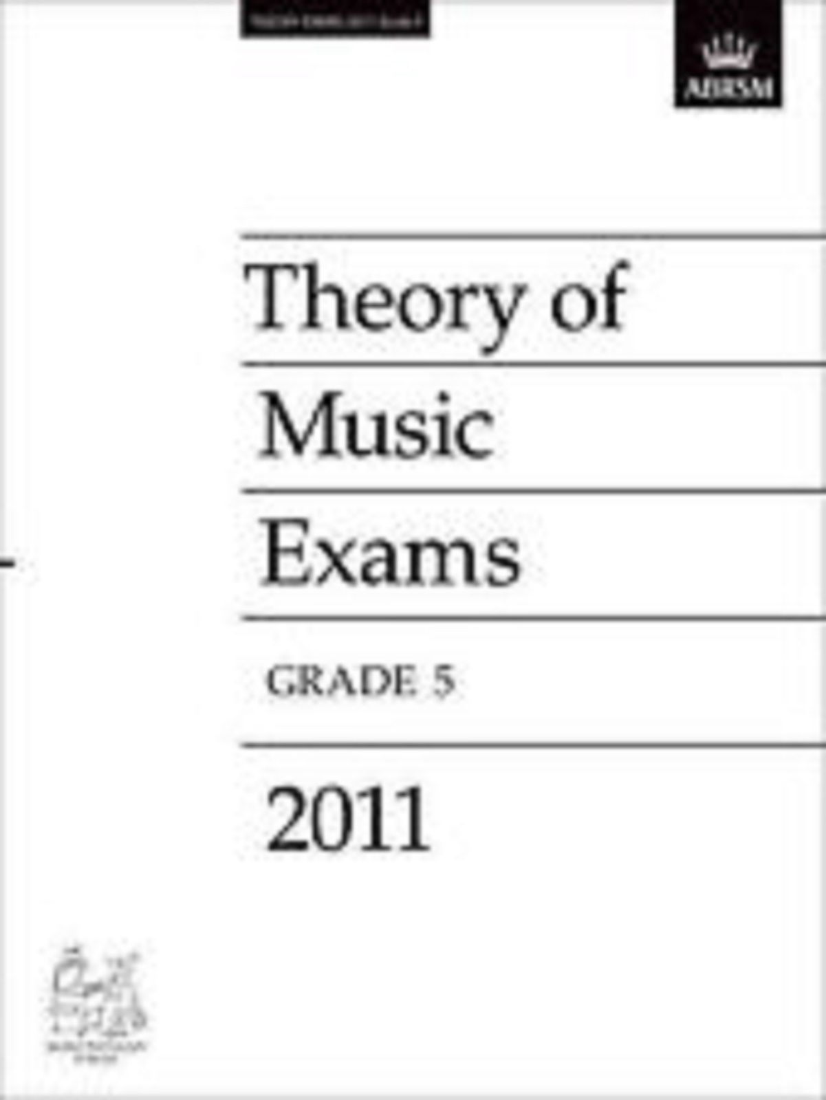Theory of Music Exams Grade 5 2011 ABRSM Past Paper Practice Book S126