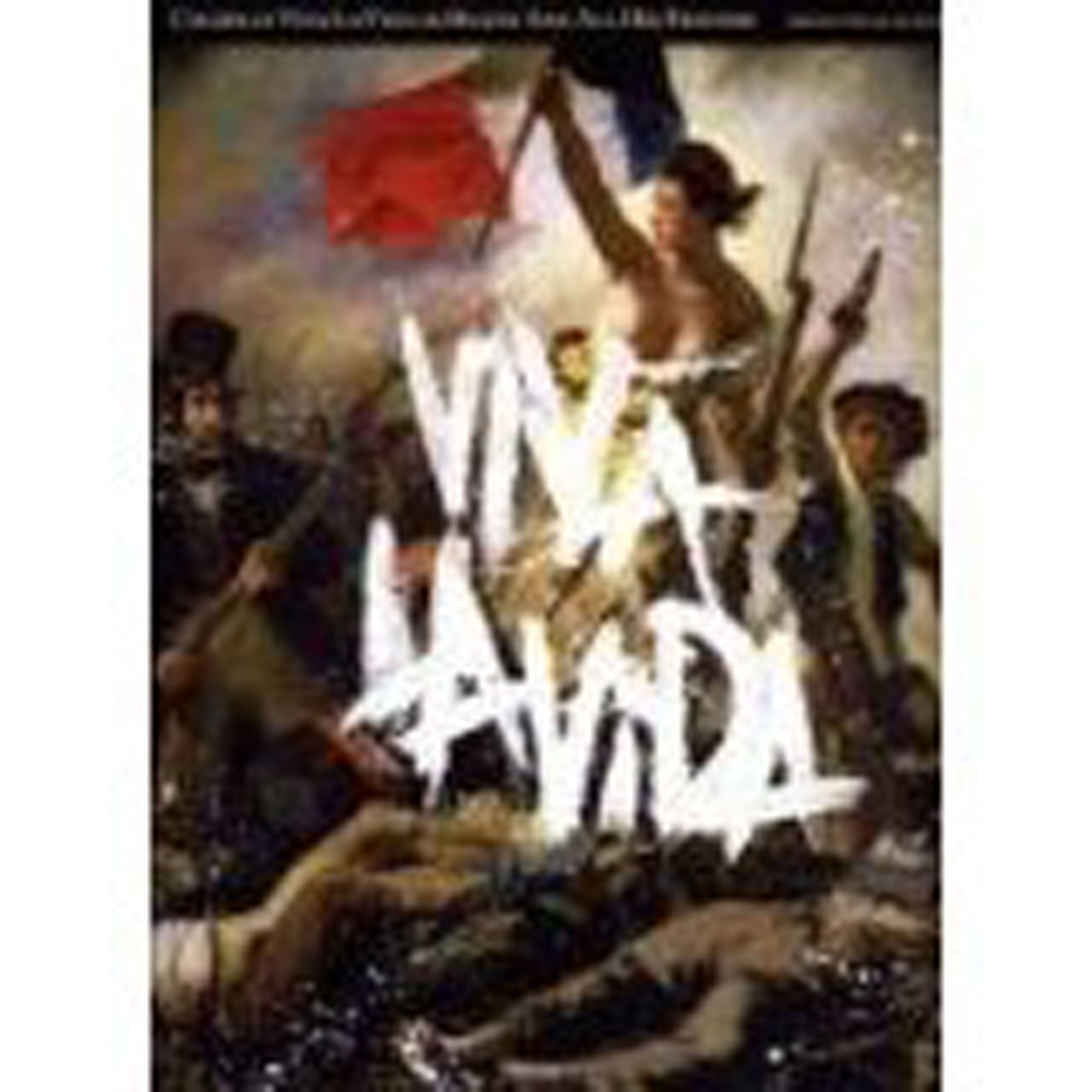 Coldplay Viva La Vida or Death And All His Friends Book Piano Voice Guitar B37