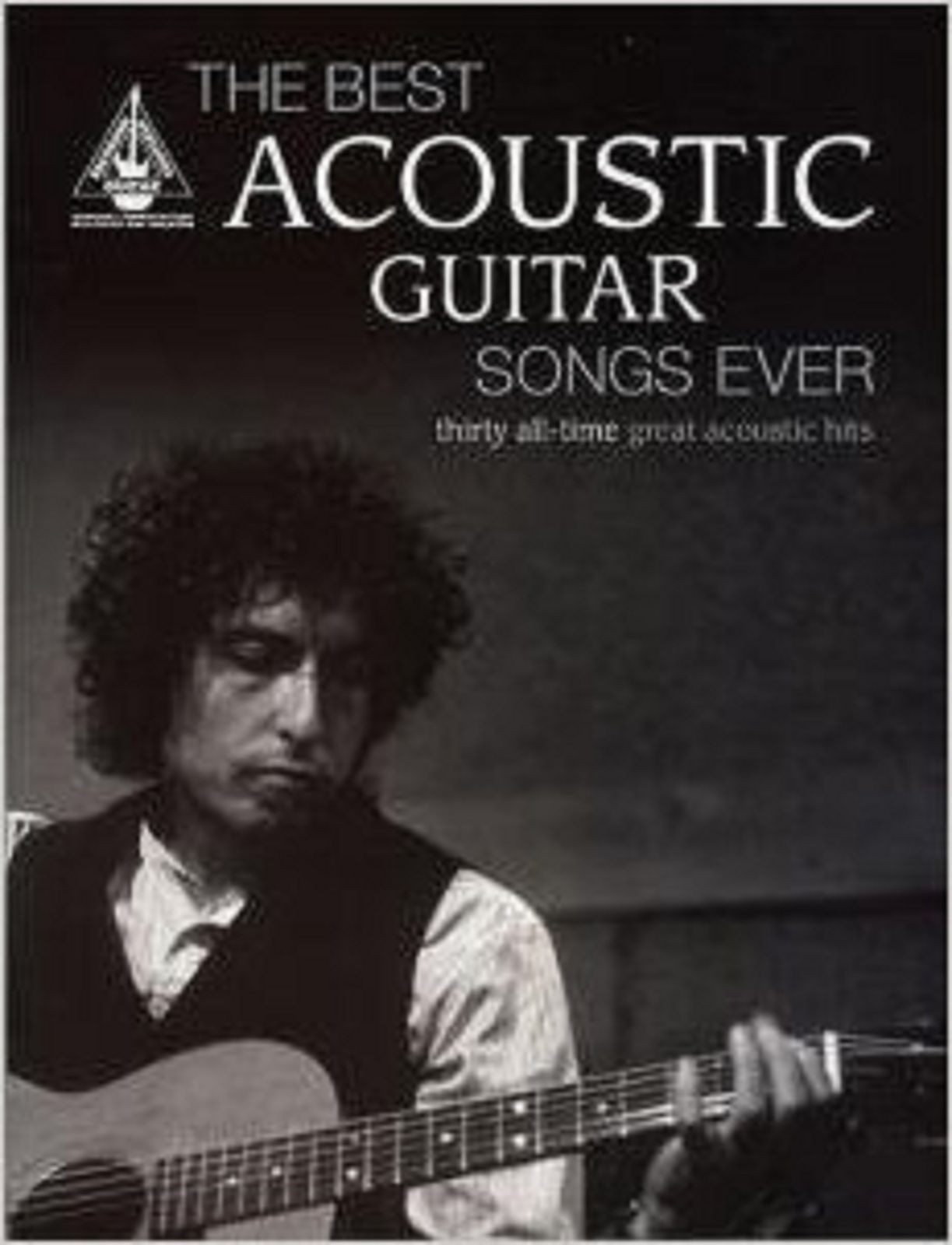 The Best Acoustic Guitar Songs Ever Hits Sheet Music TAB Chords Book S171
