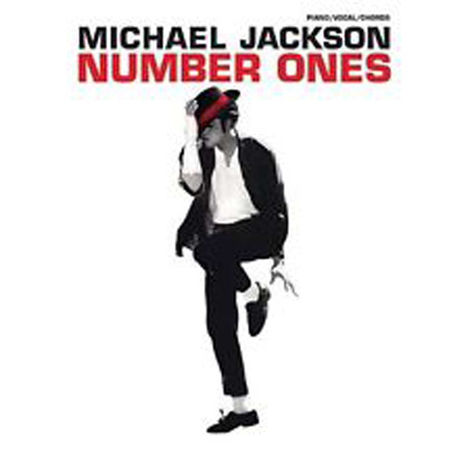 Michael Jackson Number Ones Book Piano Vocal Chords Alfred Publishing B45