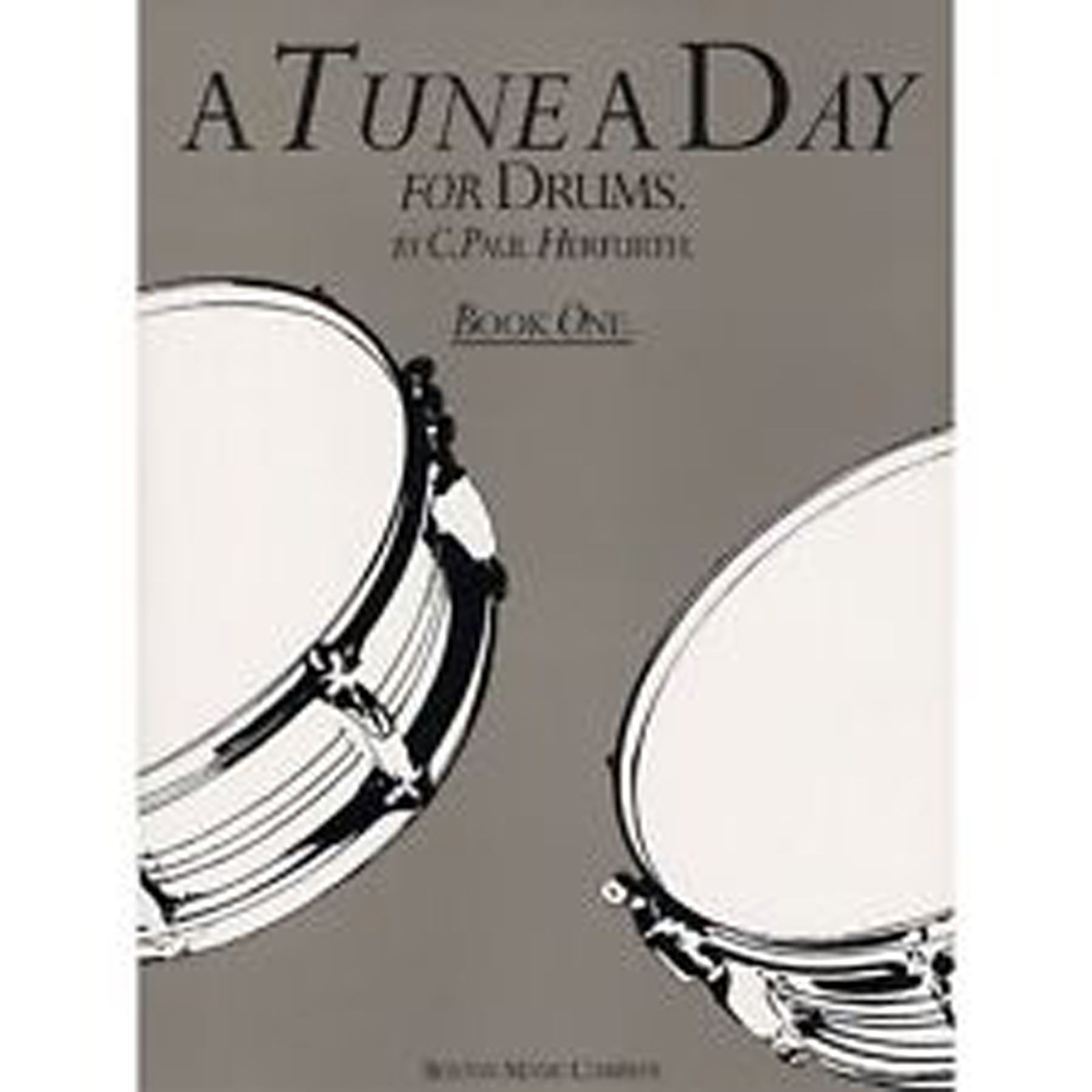 A Tune A Day for Drums Book 1 Tutor Method Paul Herfurth B42