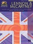 Hal Leonard Piano Play Along Lennon & McCartney Book & CD Vol 28 Beatles B42
