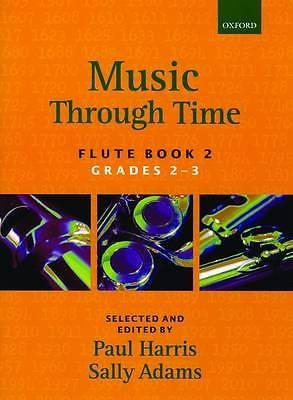 Music Through Time Flute Book 2 Grades 2-3 Repertoire Music  B46
