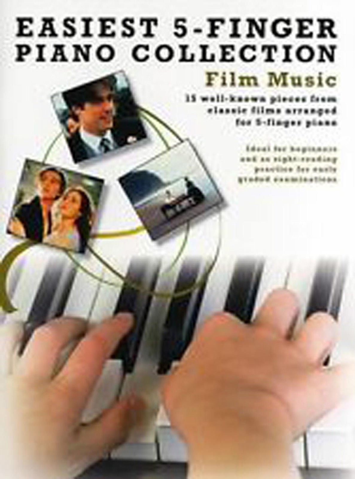 Easiest 5 Finger Piano Collection Film Music Easy Piano Book B27