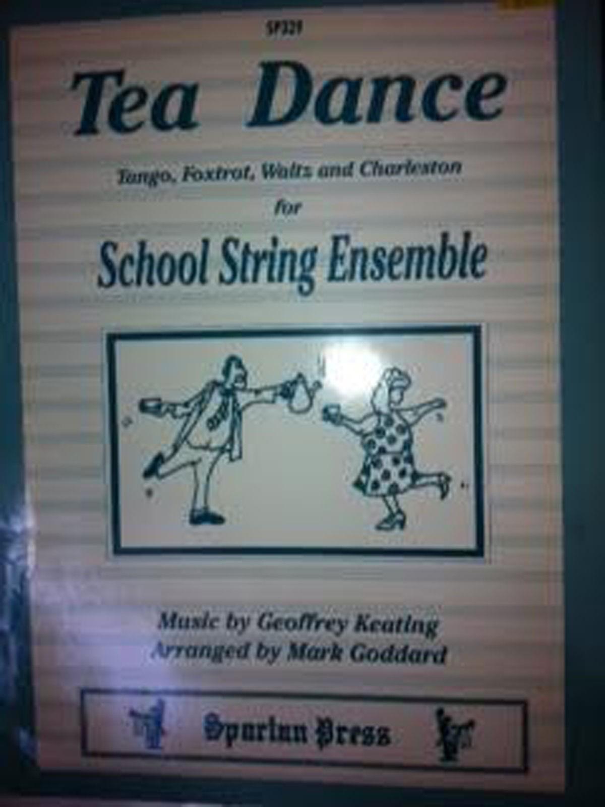 Tea Dance School String Ensemble Book Grades 4 - 6  B78