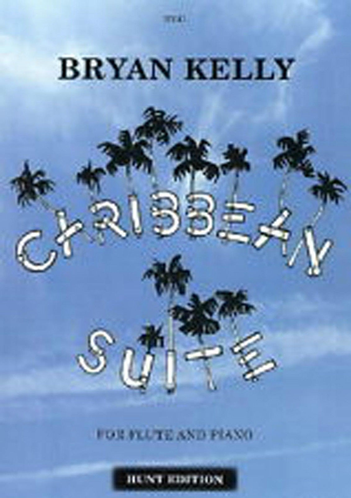 Bryan Kelly Caribbean Suite for Flute Piano Sheet Music ABRSM Exam Book B25 S74