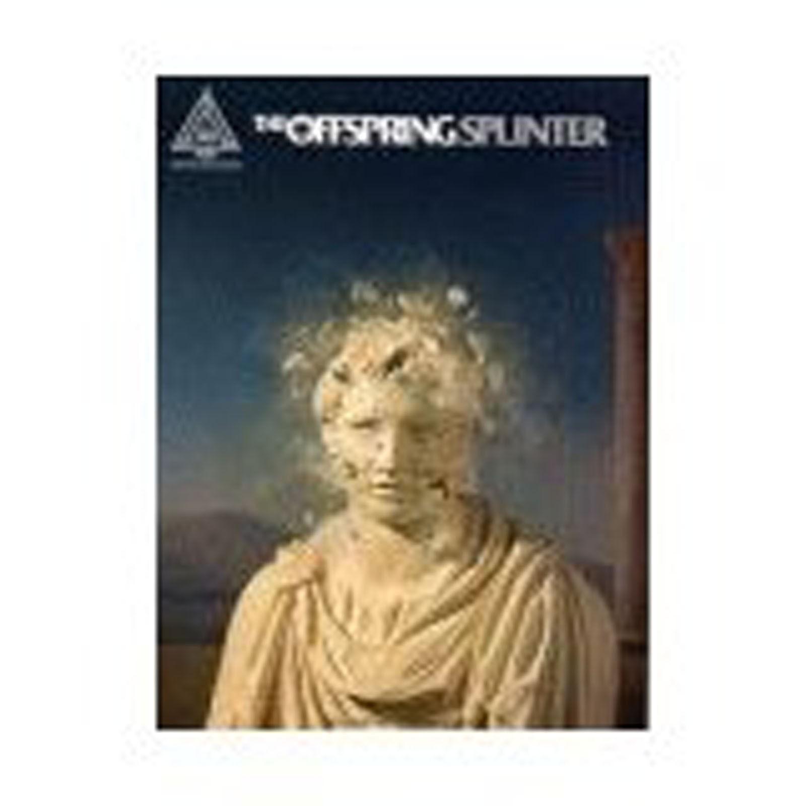 Splinter Offspring Guitar Tab Book Sheet Music Authentic Transcriptions B60