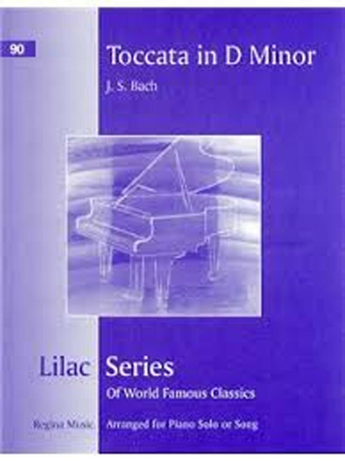 Lilac Series No 95 Morning Grieg Peer Gynt Piano Sheet Music Book S27