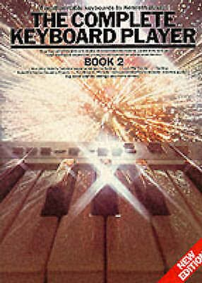The Complete Keyboard Player Book 2 New Edition Progressive Learn Baker B25 S37