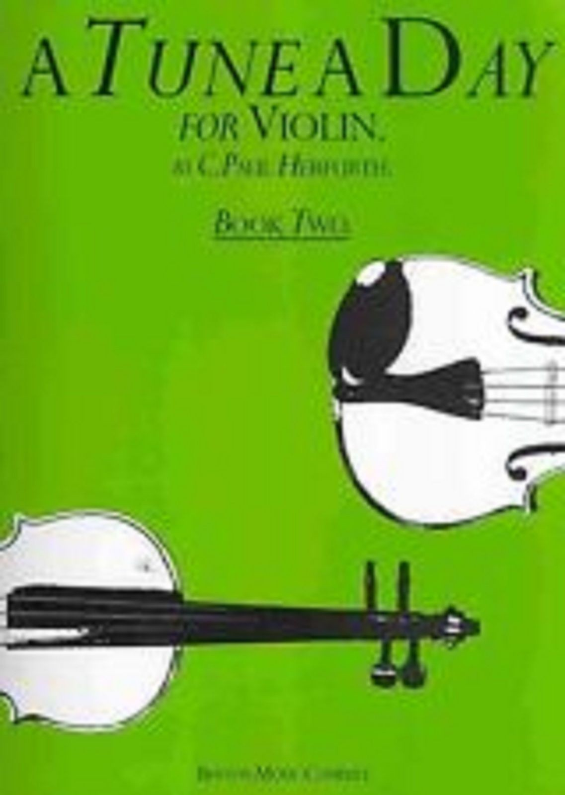 A Tune A Day Violin Book 2 Sheet Music Tutor Paul Herfurth Learn To Play S151