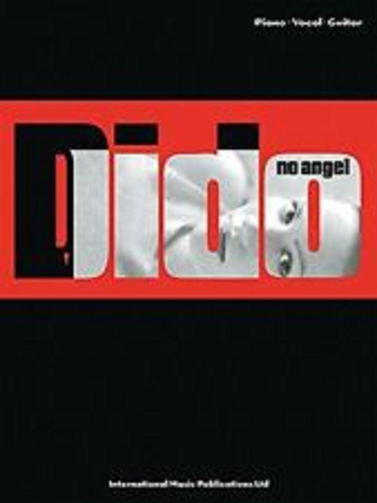 Dido No Angel Piano Vocal Guitar Songbook Sheet Music Book Songwriter S159