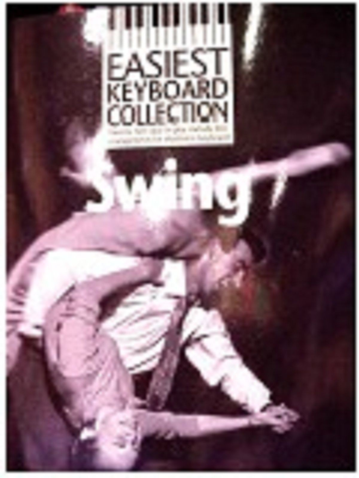 Easiest Keyboard Collection Swing Sheet Music Book Electronic Chords Lyrics S159