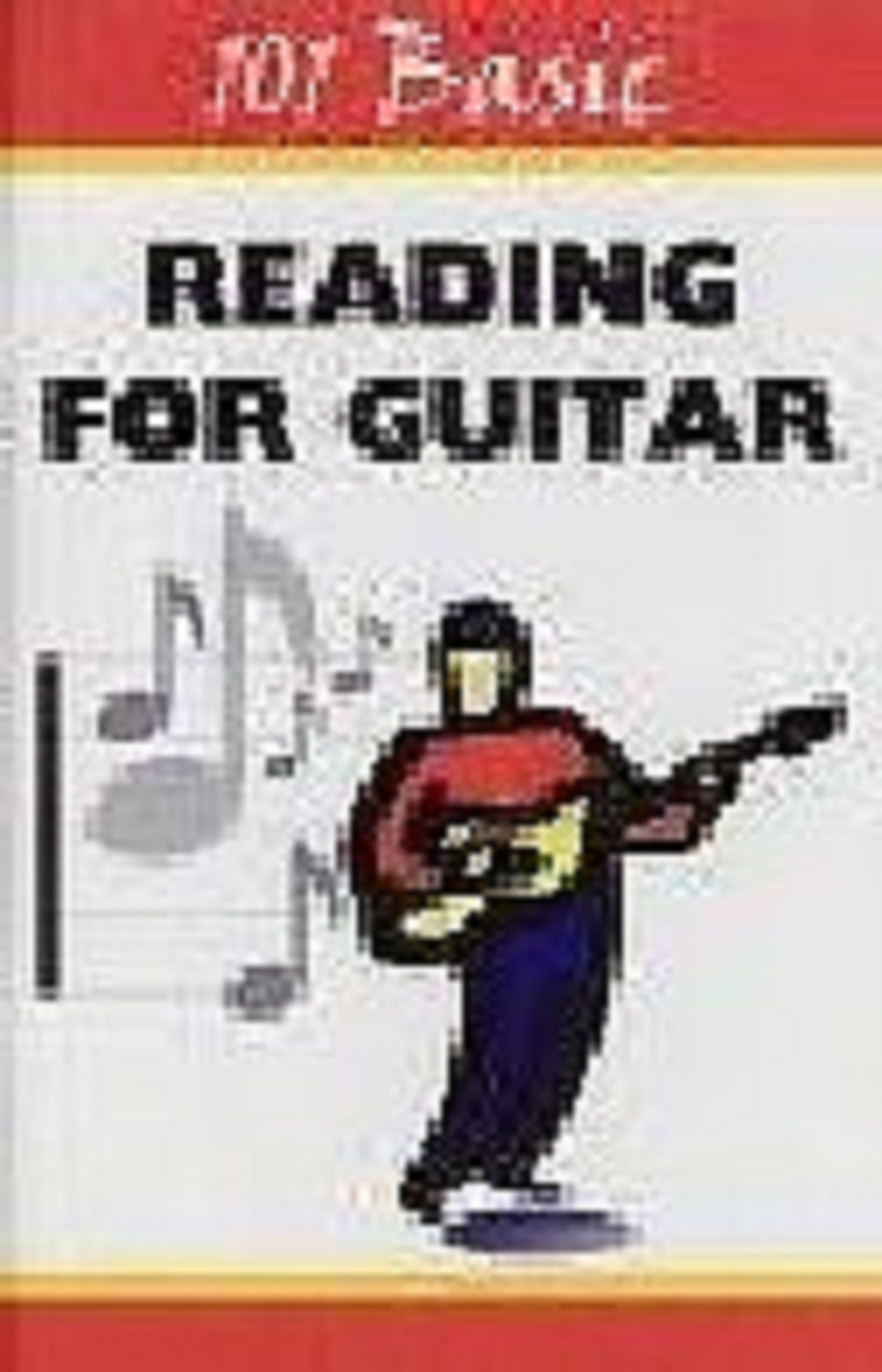 101 Basic Reading For Guitar Book Tutor Guide Beginner Learn To Play S140