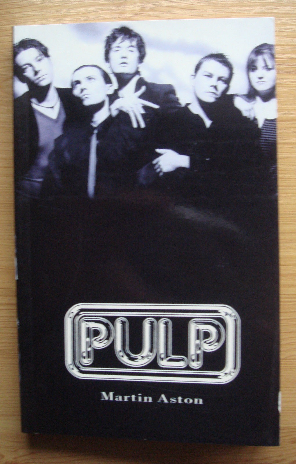 Pulp By Martin Aston Jarvis Cocker Biography History Book Pictures Britpop B23