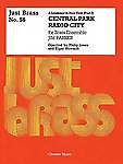 A Londoner In New York Part 2 Central Park Radio City Just Brass No 58 Book S127