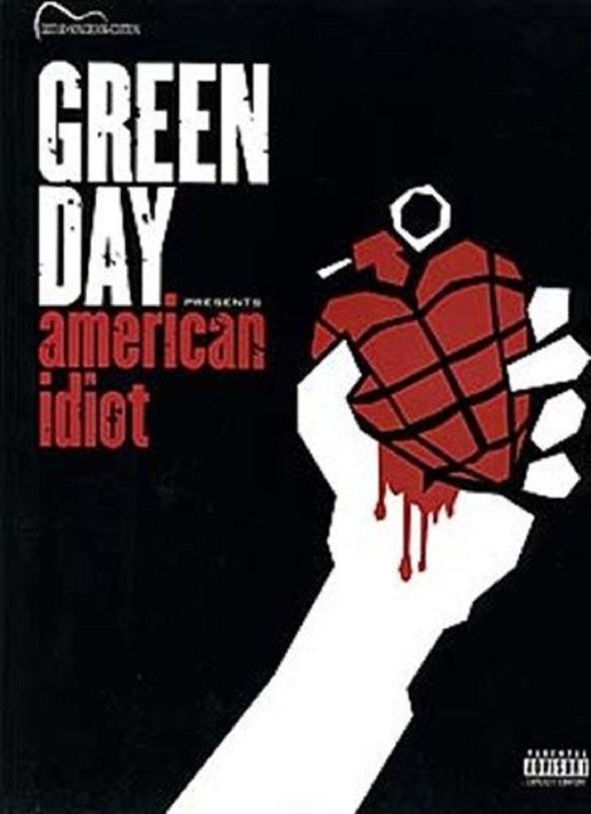 Green Day Presents American Idiot Notes TAB Guitar Chords Punk-Rock Book S111