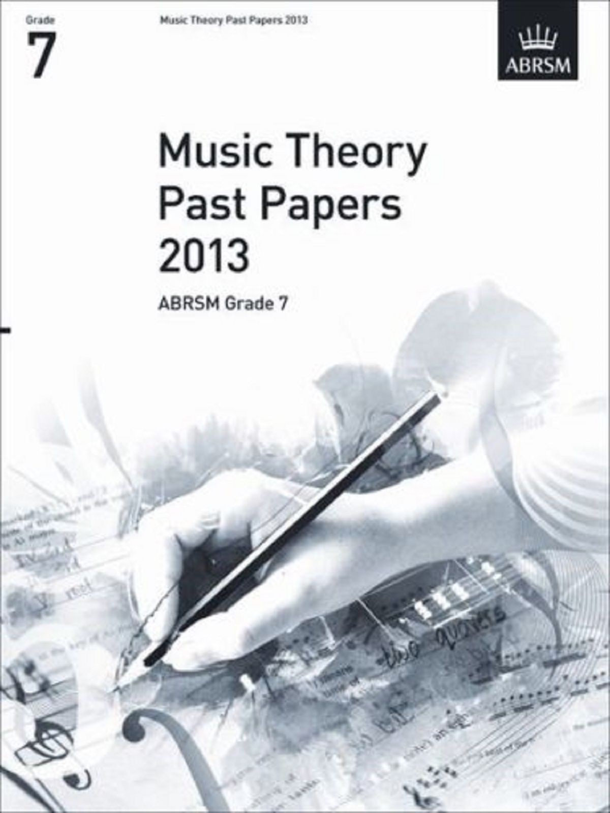 Music Theory Past Papers 2013 ABRSM Grade 7 Exam Practice Book S111