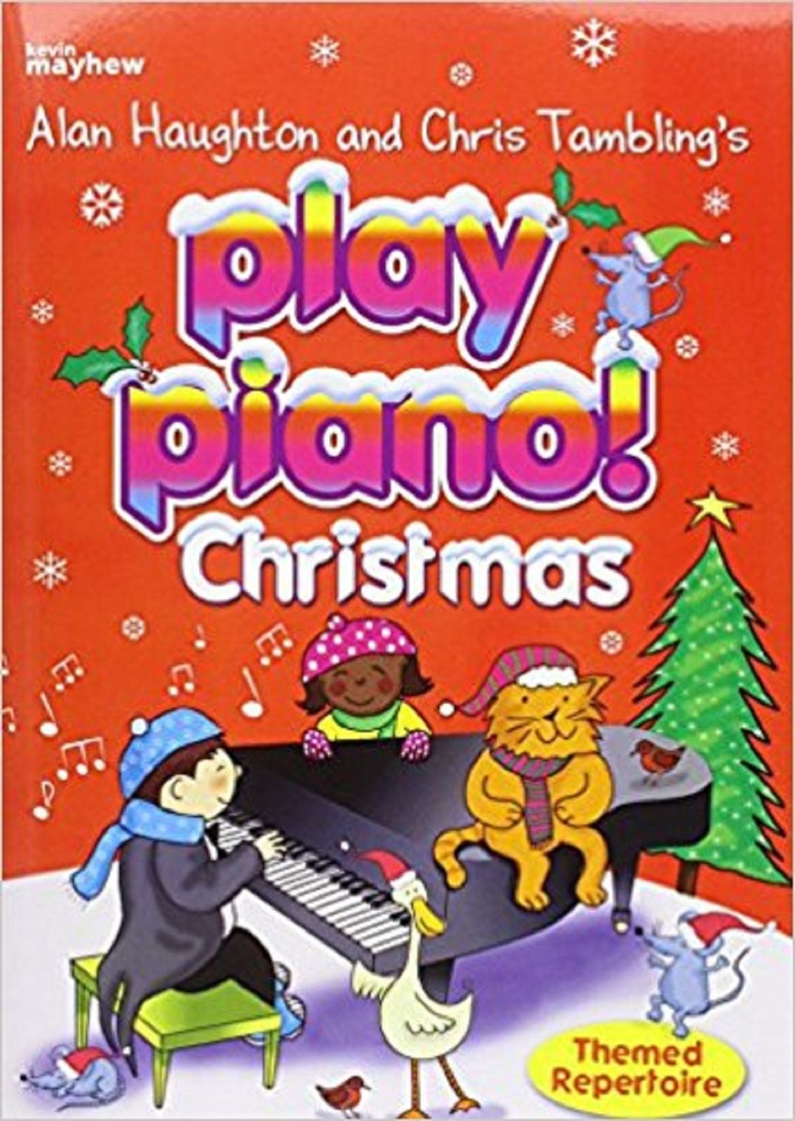 Play Piano Christmas Young Beginner Book by Haughton & Tambling Themed Songs S69