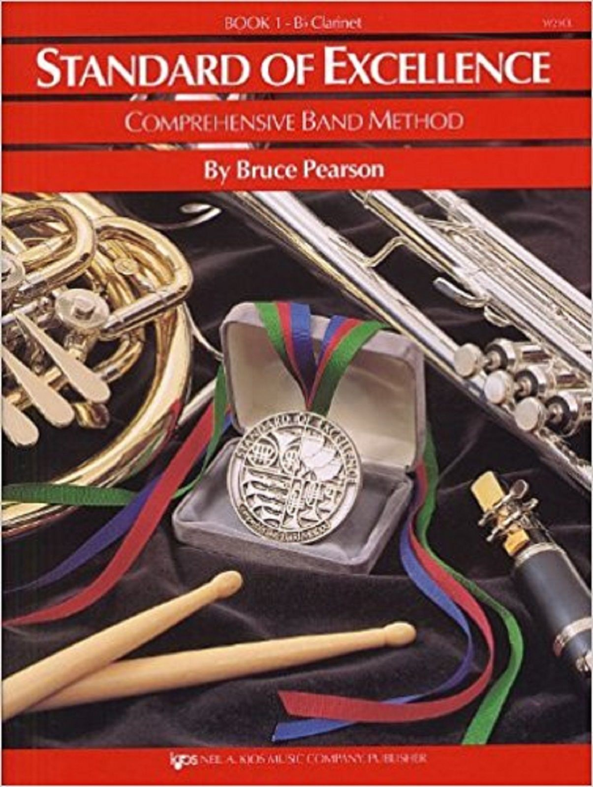 Standard Excellence Comprehensive Band Method Book 1 Clarinet Sheet Music S69