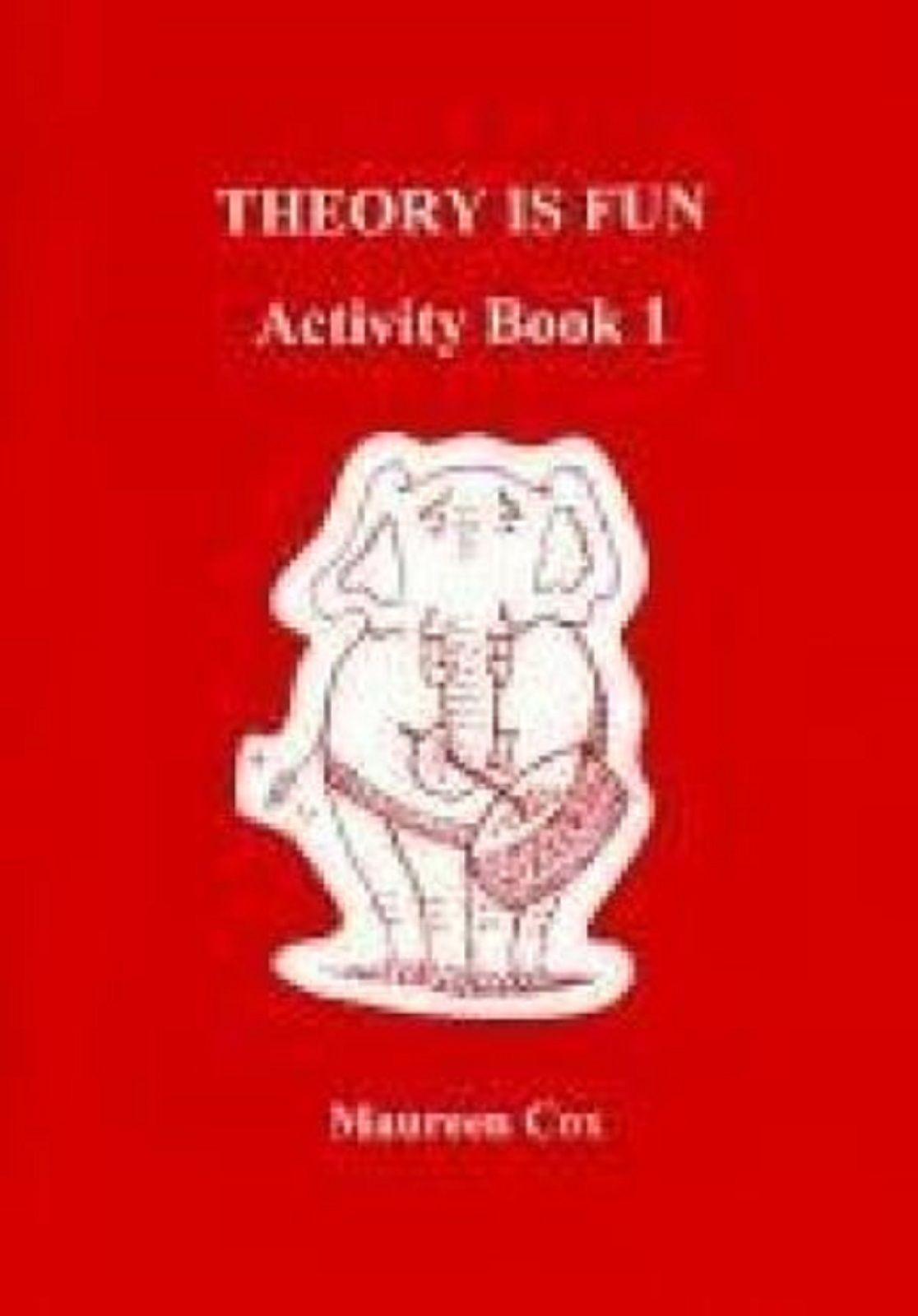 Theory Is Fun Activity Book 1 Maureen Learn Method Cox S134