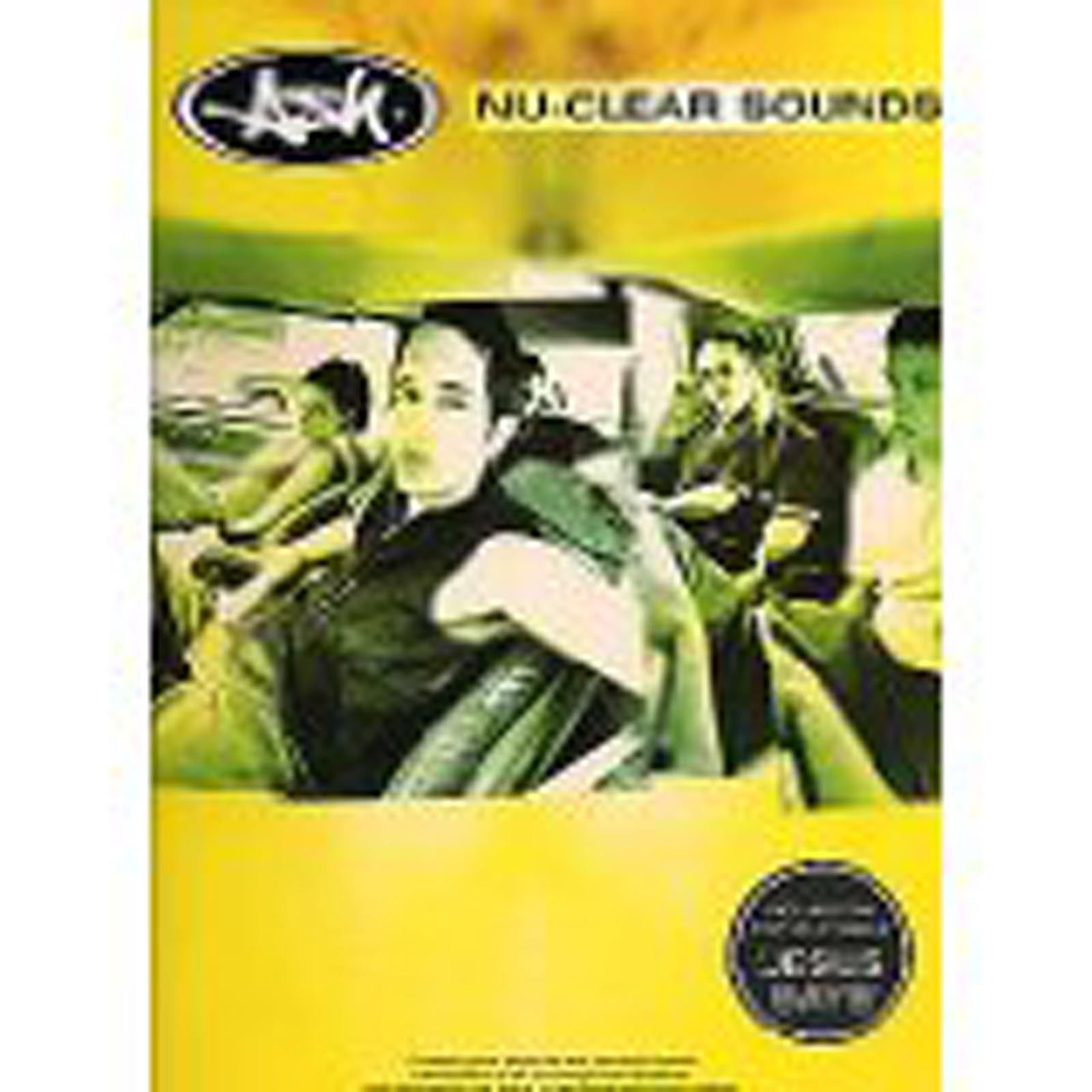 Ash Nu-Clear Sounds Complete Guitar TAB Sheet Music Book S03