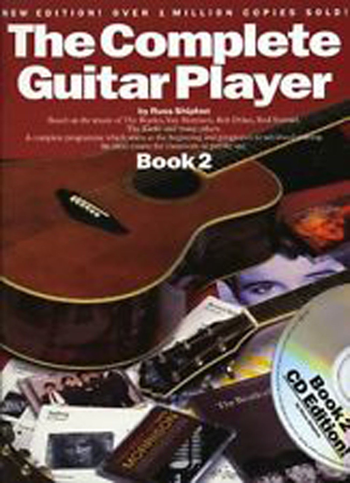 The Complete Guitar Player Book 2 Russ Shipton Acoustic B60 S163
