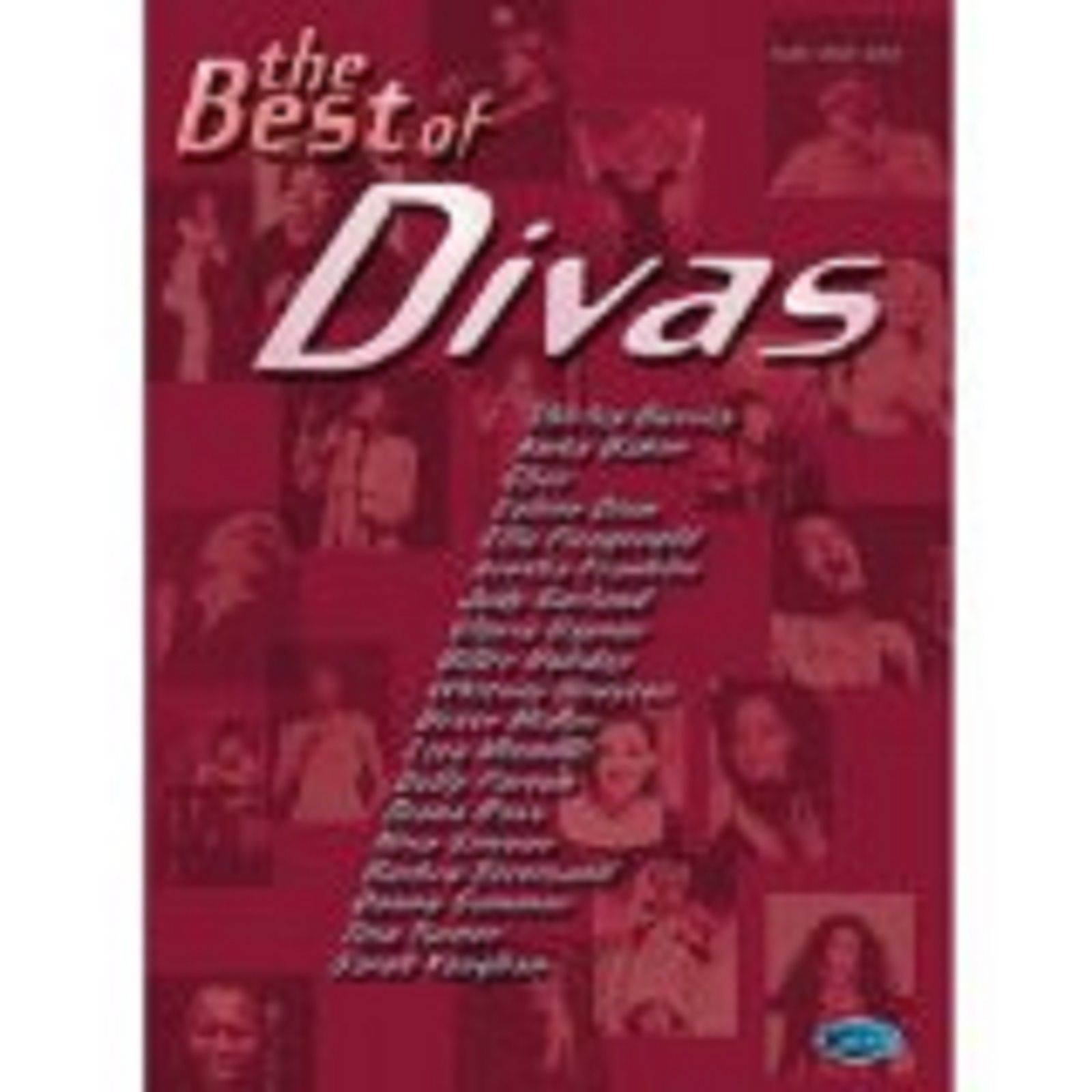 The Best Of Divas Piano Vocal Guitar Sheet Music Songbook S14