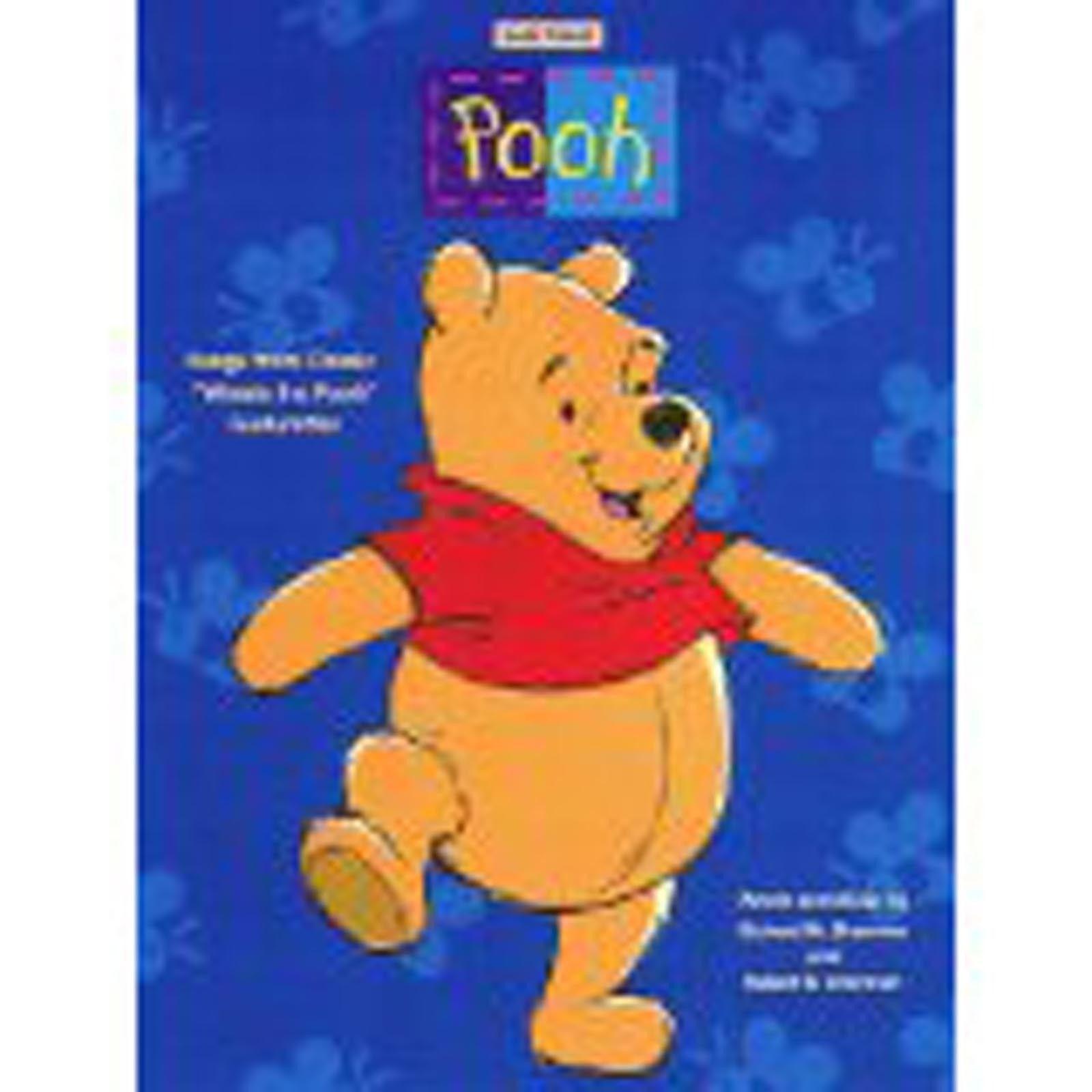 Pooh Winnie the Pooh Easy Piano Book by Sherman & Sherman Pub Hal Leonard B30