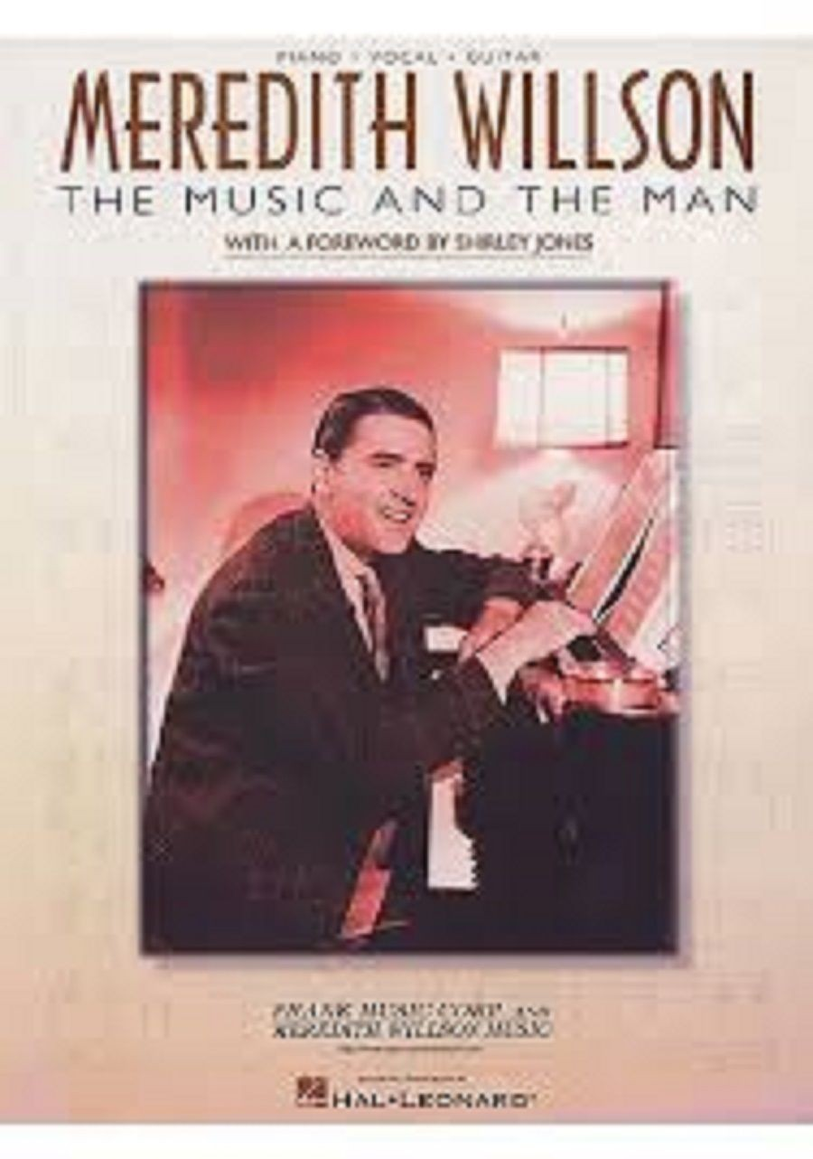 Meredith Willson The Music and the Man Songbook Piano Voice Guitar S23