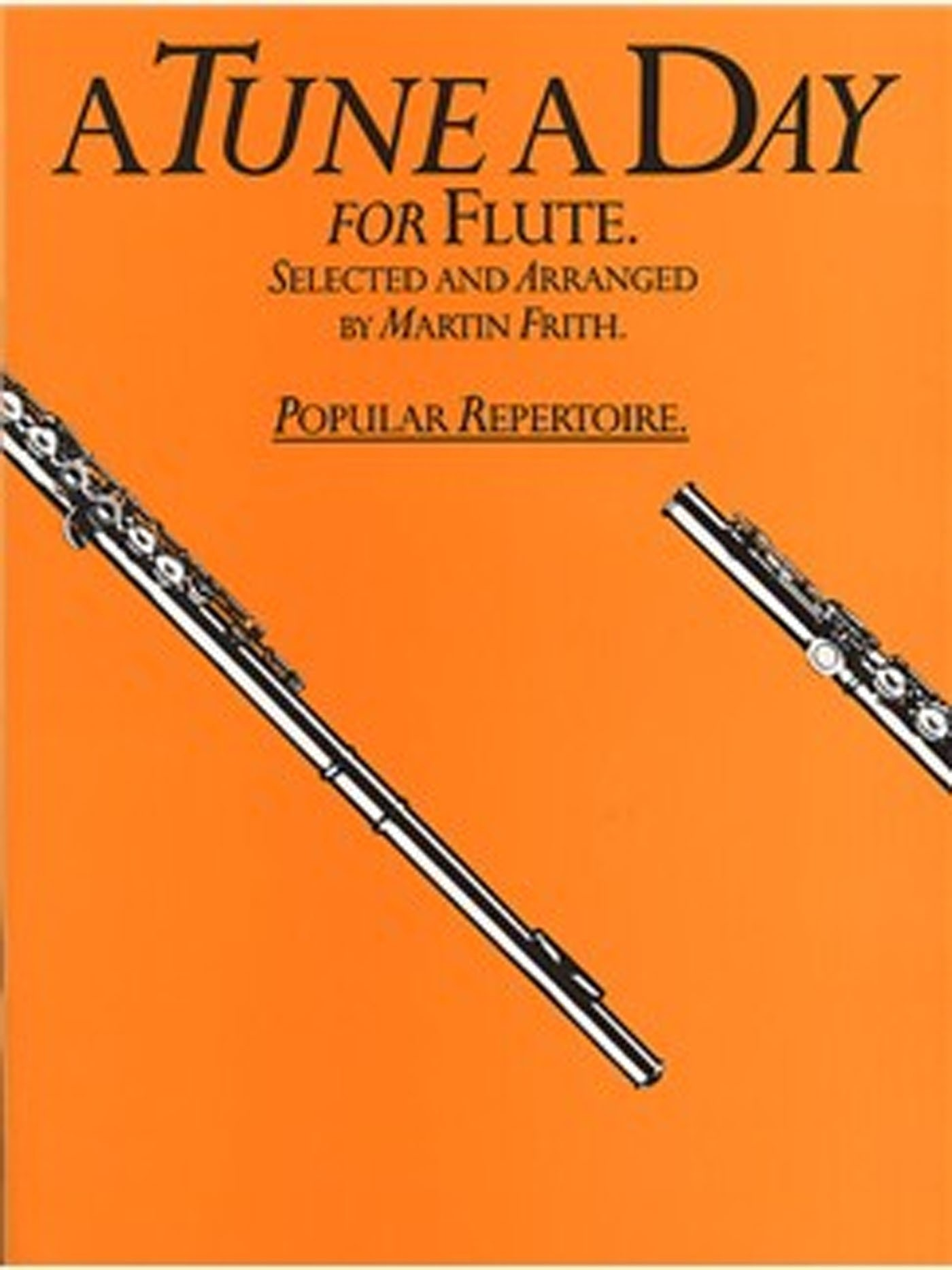 A Tune A Day For Flute Popular Repertoire Book TV Disney Shows S133