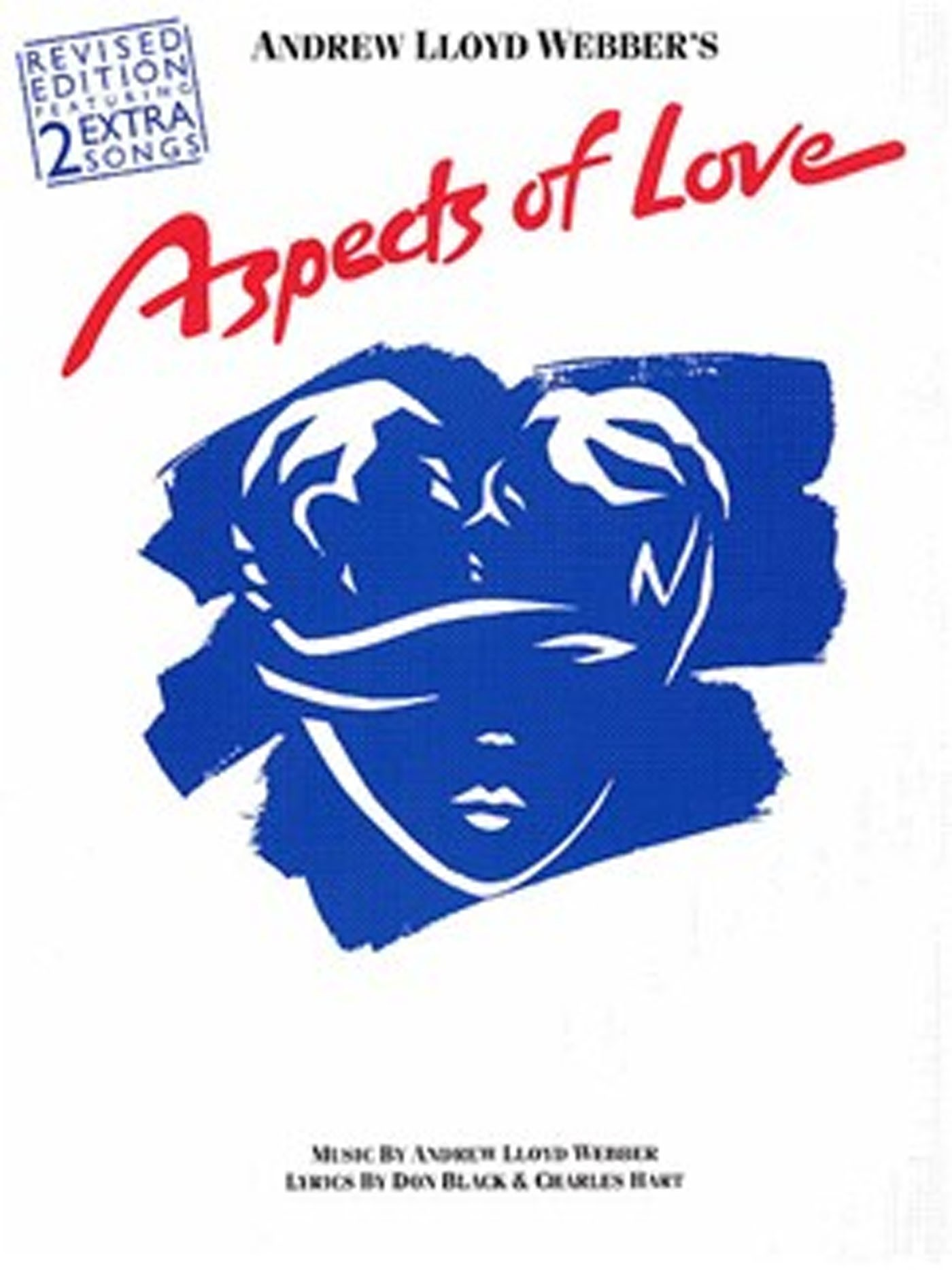 Aspects Of Love Andrew Lloyd Webber Book Piano Voice Chords Revised 2nd Ed S03
