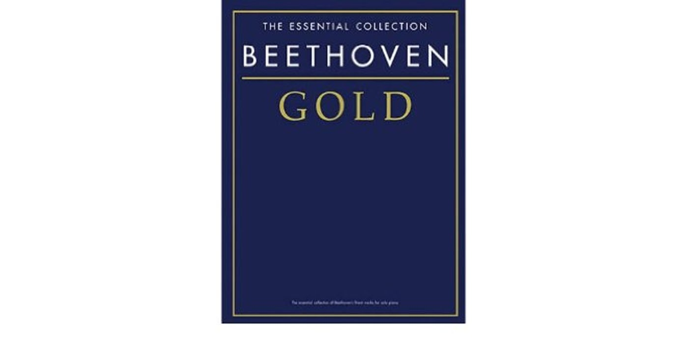 The Essential Collection Beethoven Gold for Solo Piano S94