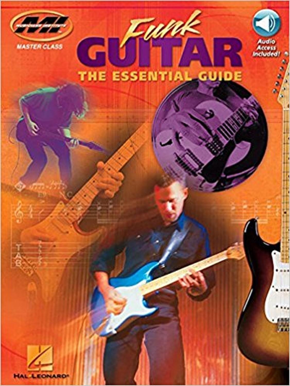 Funk Guitar The Essential Guide Tutor Book & CD Ross Bolton MI Press S142