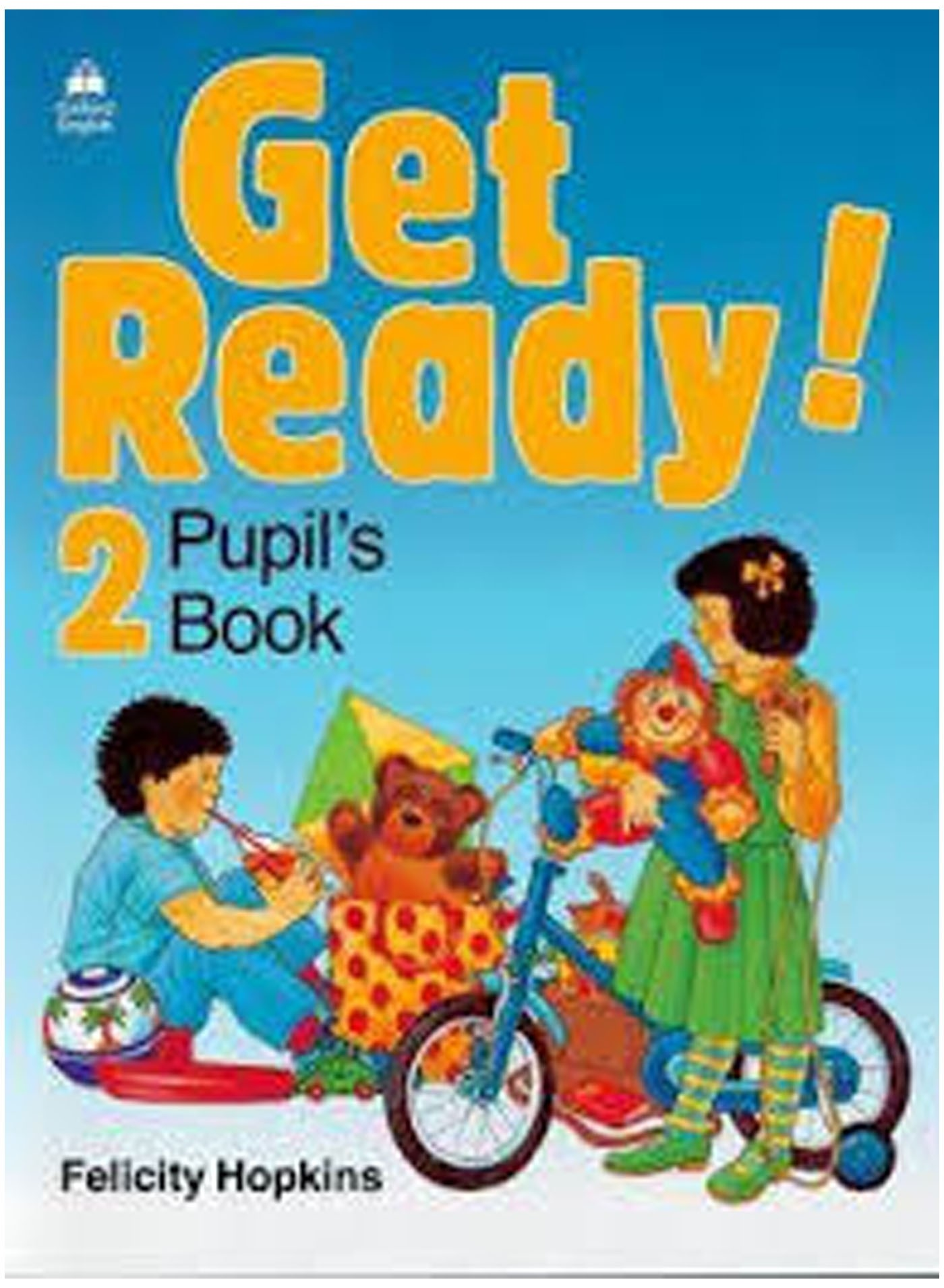 Get Ready! Pupil's 2 Book Only Felicity Hopkins English Language Inc Songs S147