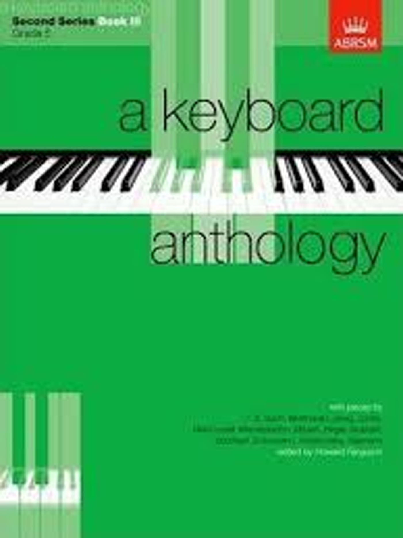 A Keyboard Anthology Book 3 Grade 5 Piano ABRSM S166