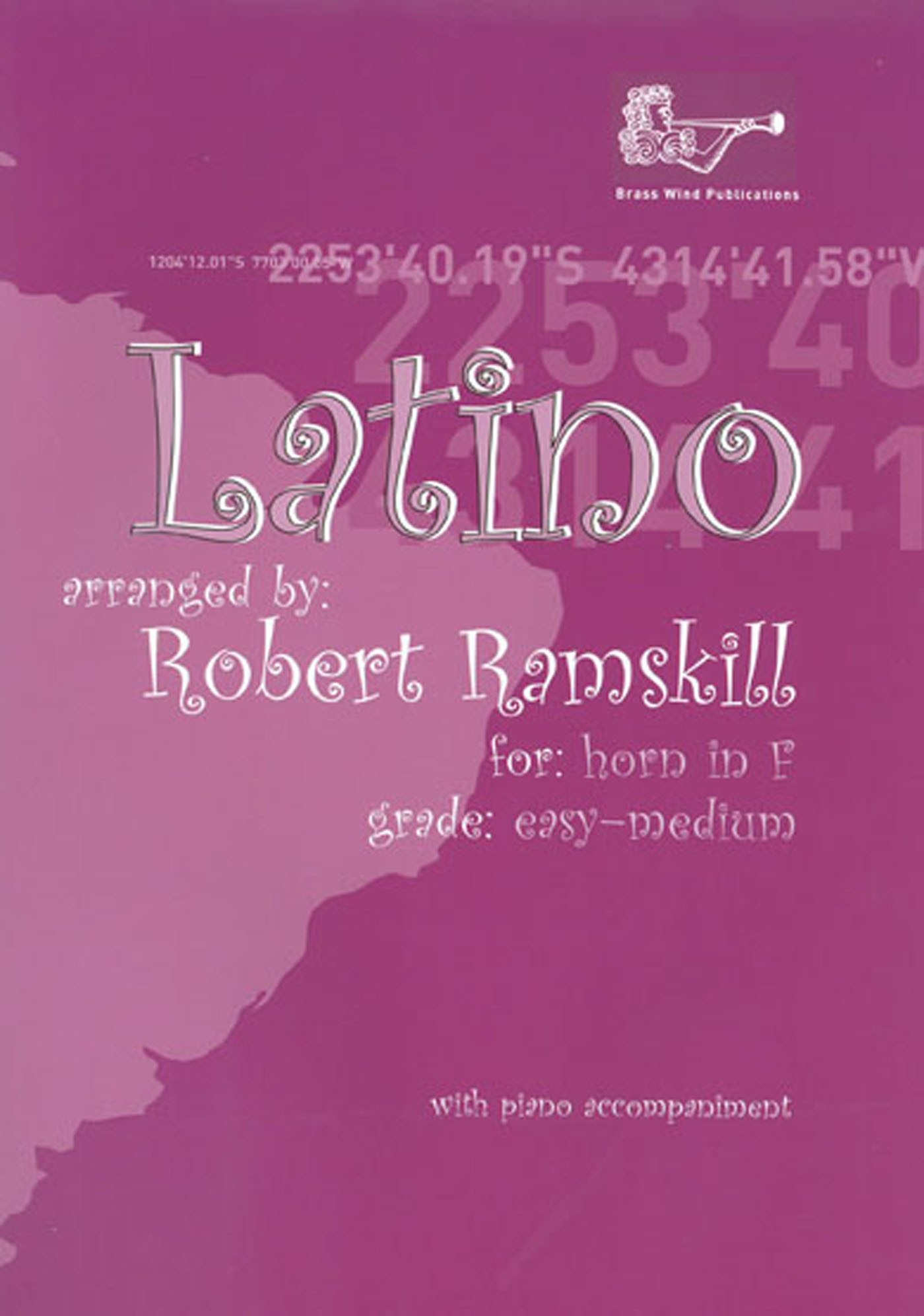 Latino Arr by Robert Ramskill for Horn in F & Piano S94