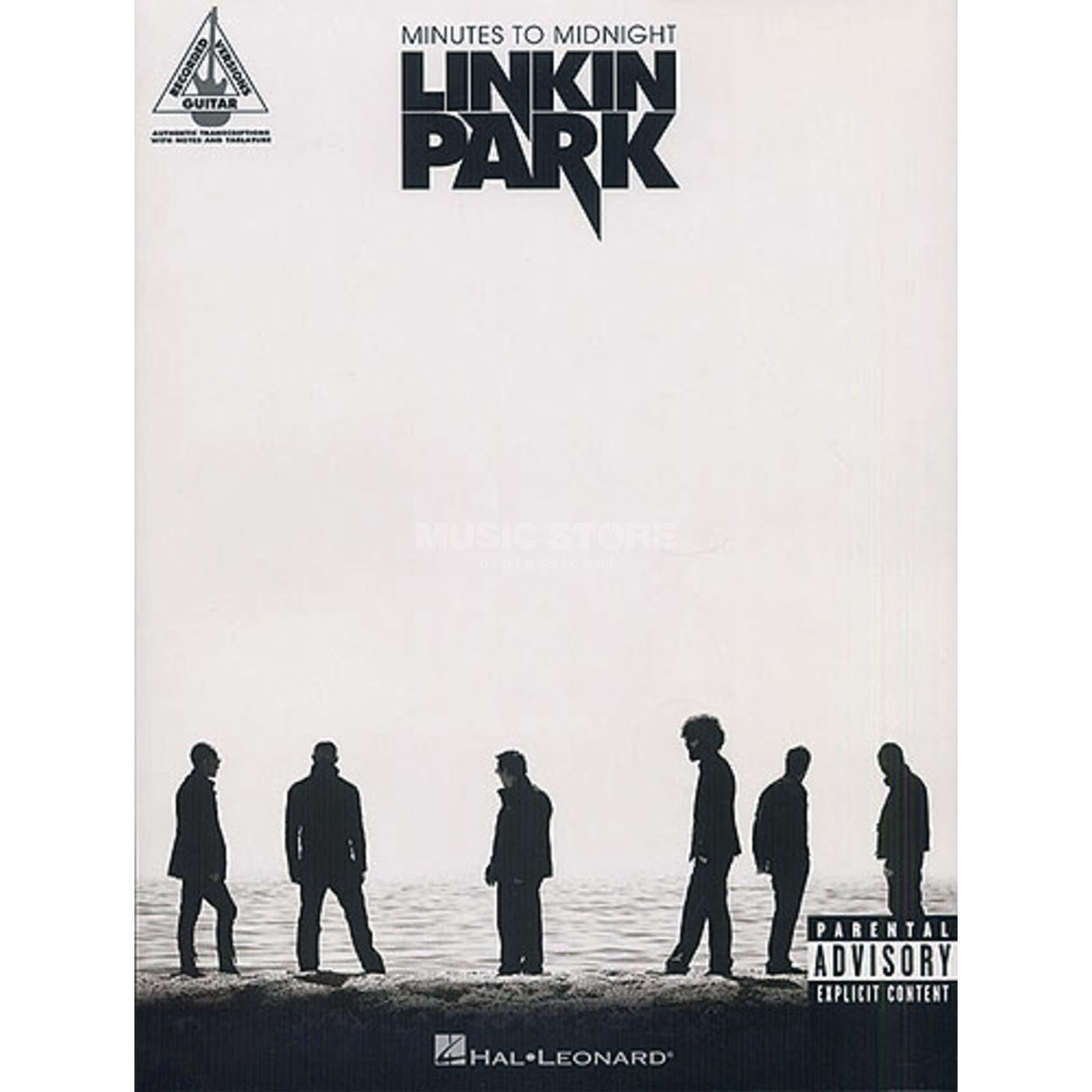 Linkin Park Minutes To Midnight Book Guitar Recorded Versions S94