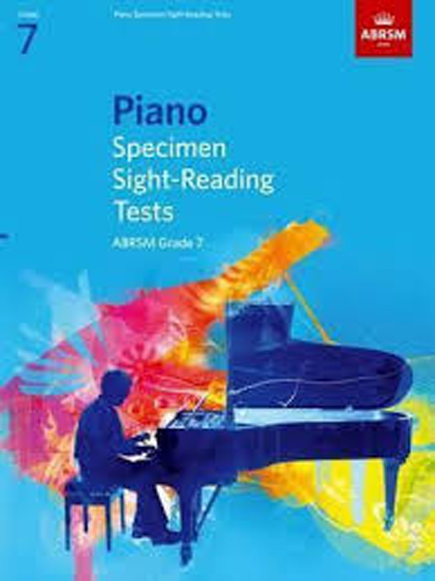 Piano Specimen Sight-Reading Tests ABRSM Grade 7 from 2009 Book S135