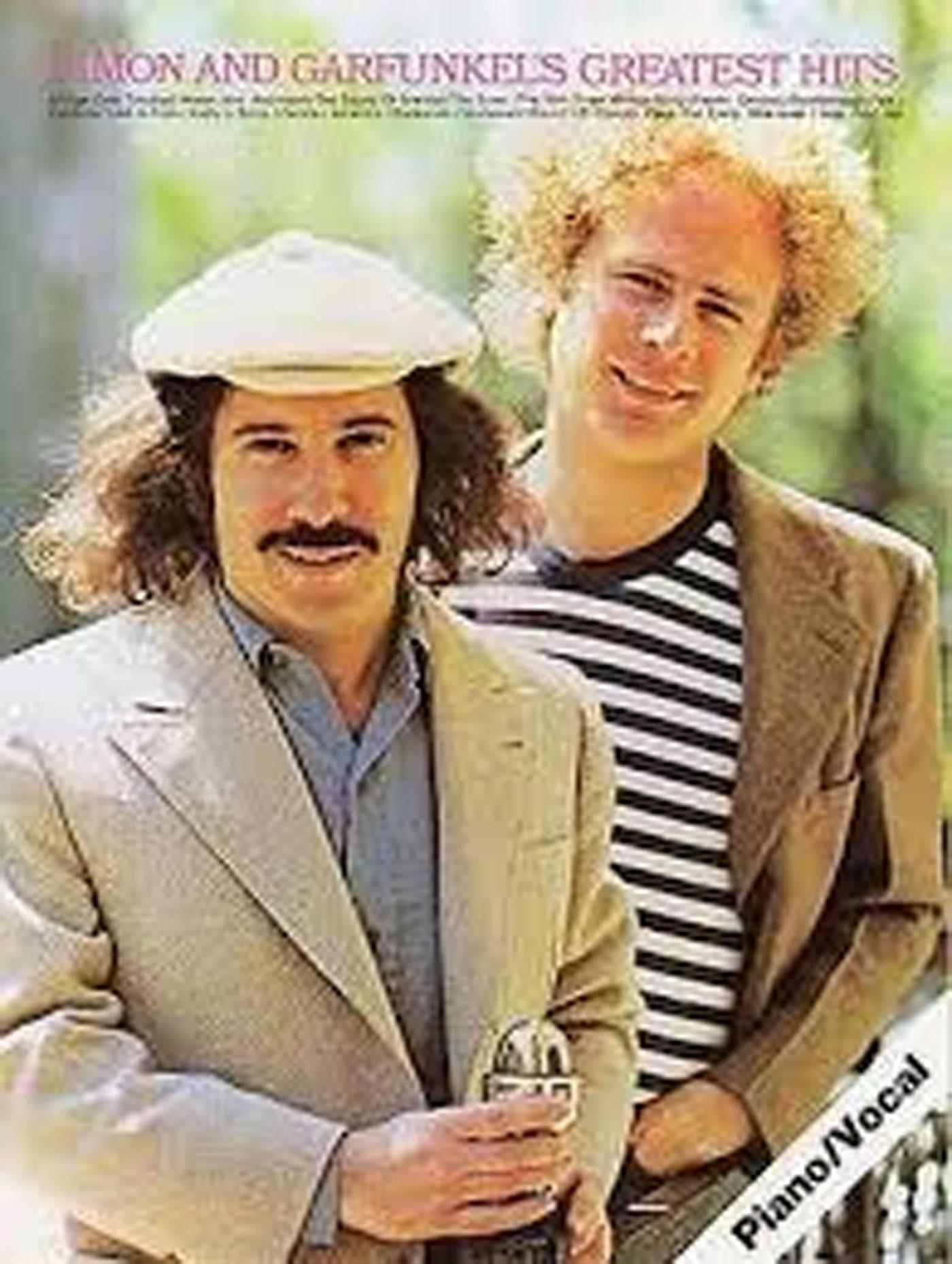 Simon And Garfunkel's Greatest Hits Book Piano Vocal Garfunkel S137