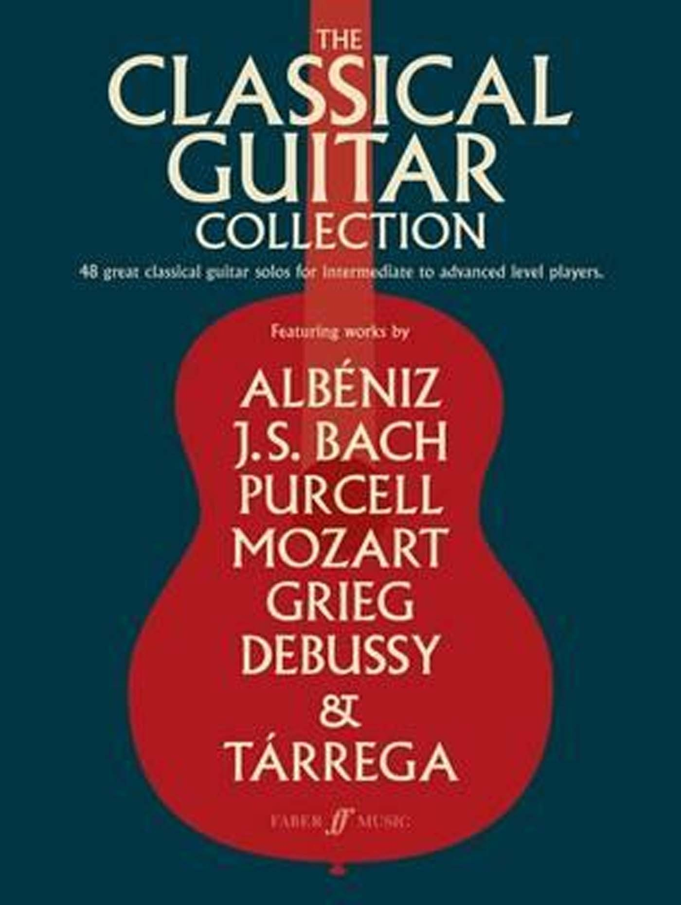 The Classical Guitar Collection Book 48 Solo Intermediate - Advanced S147