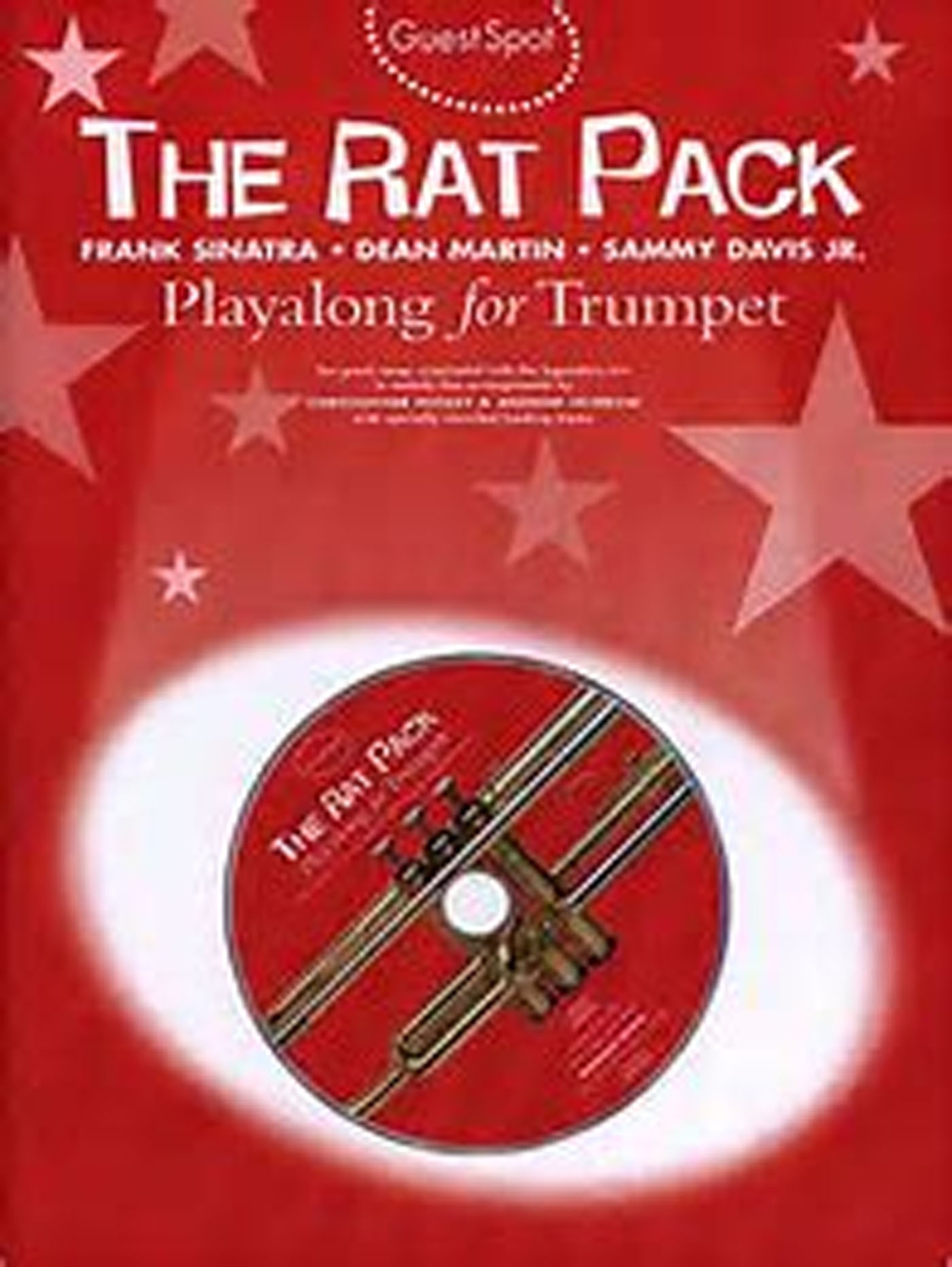 Guest Spot The Rat Pack Playalong for Trumpet Book & CD S04