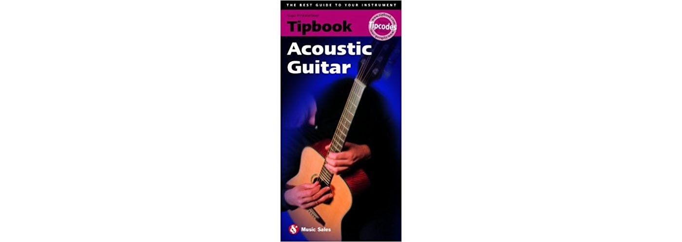 Tipbook Acoustic Guitar S94