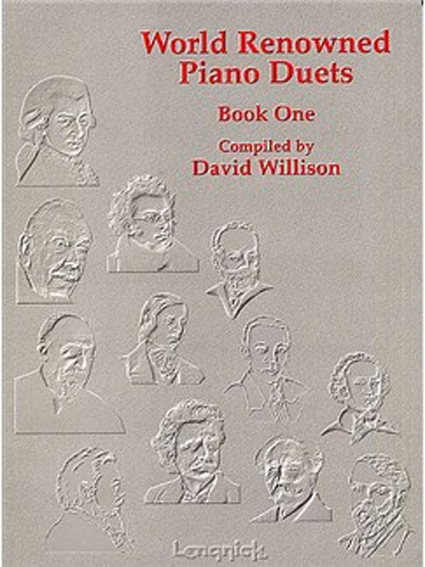 World Renowned Piano Duets Book One Four Centuries 80 + Urtext Classics S145