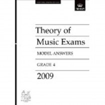 Theory of Music Exams Grade 4 Model Answers 2009 ABRSM Prep Book S91