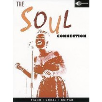 The Soul Connection Sheet Music Songbook Pano Voice Guitar 15 Classics Songs S49