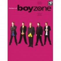 The Best of Boyzone Easy Piano Sheet Music Book Songbook Grade 2-4 Songs S57