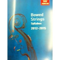 ABRSM Bowed Strings Syllabus 2012-2015 Teaching Resource Book Violin Cello S11